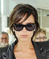 Victoria Beckham - Short Straight Hairstyle